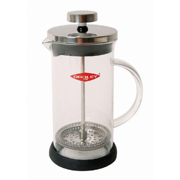 CAFETERA/TETERA EMBOLO 600 ML. BORO