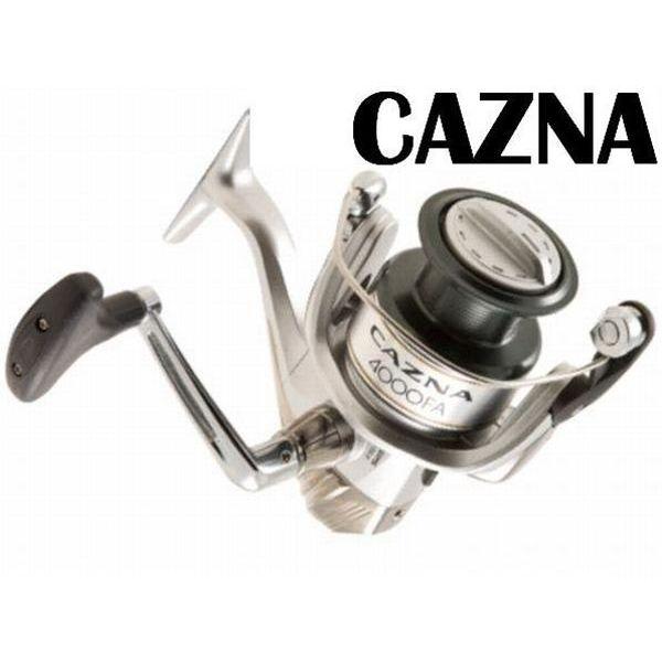 CARRETE SHIMANO CAZNA 4000 FA