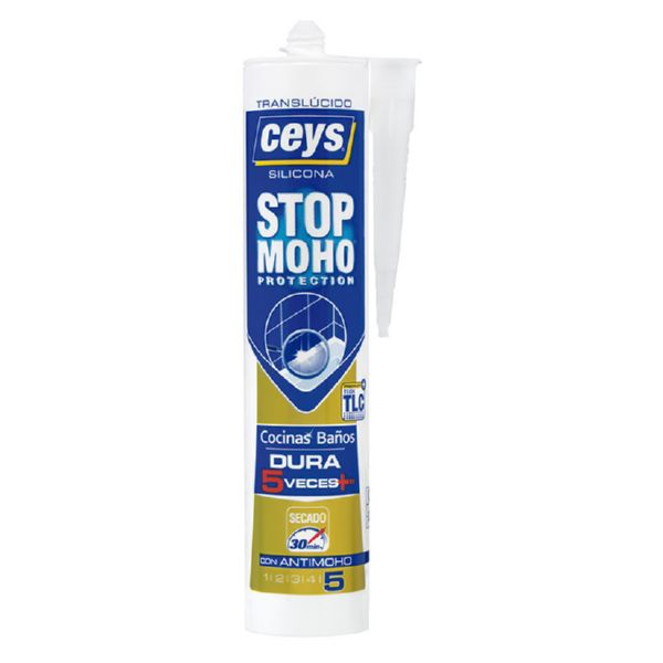 CEYS STOP MOHO SECADO XPRESS CART BLANCO (UND)
